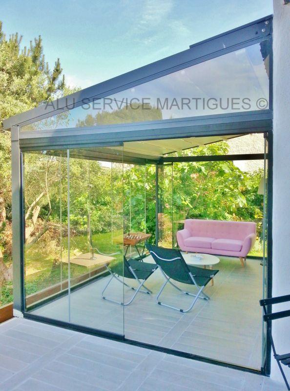 panneaux de verre repliables panoramiques pour balcons sur toulon fermeture de terrasse. Black Bedroom Furniture Sets. Home Design Ideas