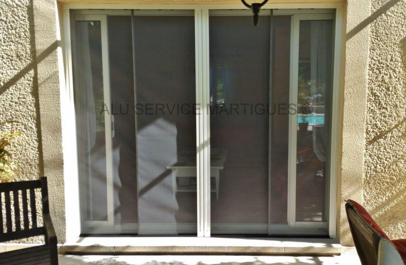 moustiquaire mariton sur mesure a martigues fermeture de. Black Bedroom Furniture Sets. Home Design Ideas