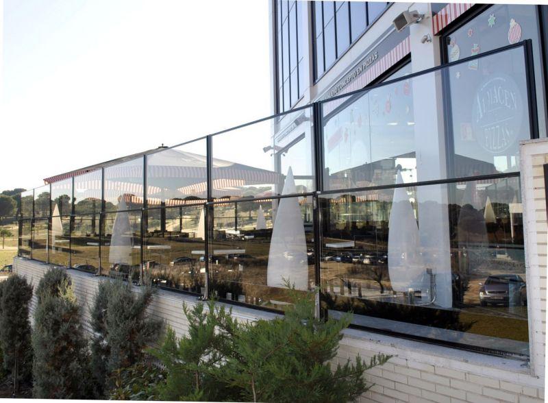 Sp cialiste pose de cloisons terrasse et balcon martigues for Paravent exterieur pour balcon